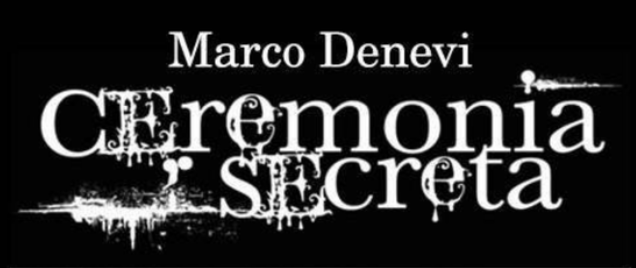 ceremonia secreta resumen